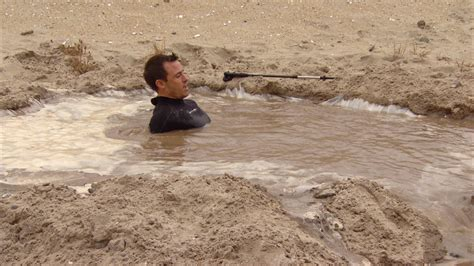 How to Escape From Quicksand, Just in Case   Inside Edition