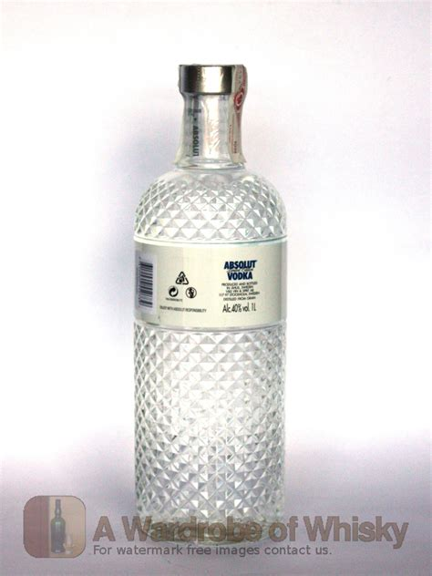 Buy Absolut Glimmer Limited Edition Vodka - Absolut