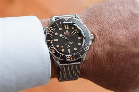 Omega Seamaster Diver 300M 007 Edition - Review, Price