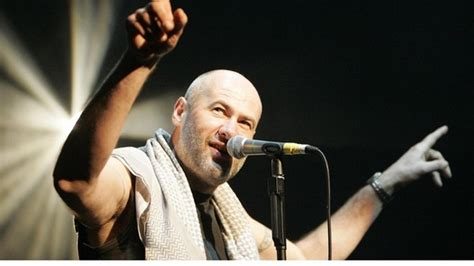 Interview with Fish (Vocals) (Fish, former Marillion