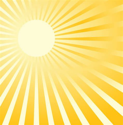 Yellow sun rays #36916 - Free Icons and PNG Backgrounds