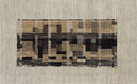 How Anni Albers brought art-led textiles into the