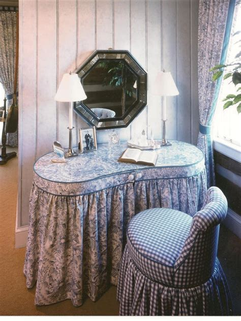 Skirted Dressing Table Ideas, Pictures, Remodel and Decor