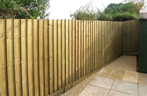 Feather Edge Boards 4x1 5x1 6x1 - Fence Panels Cladding