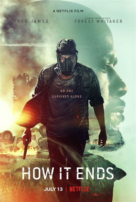 How It Ends Trailer: Theo James and Forest Whitaker