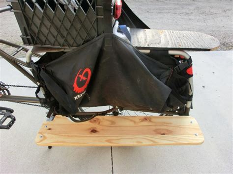 My Version of Xtracycle's Running Boards- Mtbr